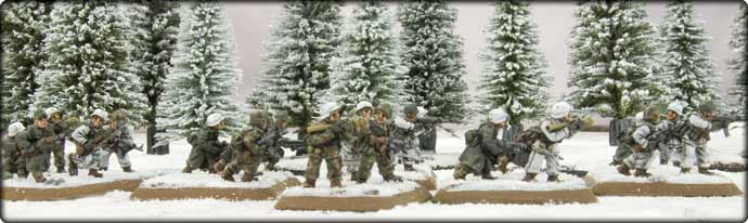 Nuts: The Siege of Bastogne, Battle of the Bulge, December 1944