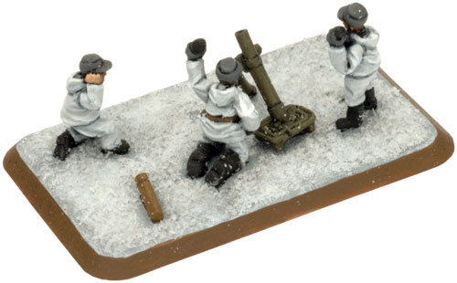 Mortar Platoon (Winter) (FI725)