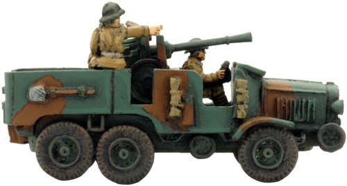25mm SA-34 Portee (FR160)