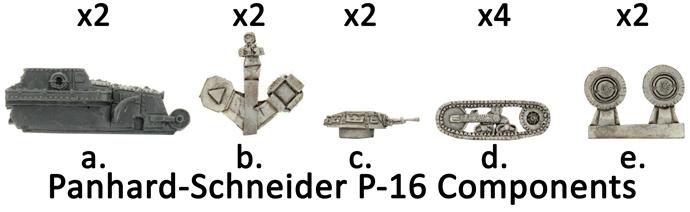 Panhard-Schneider P-16 (FR310)