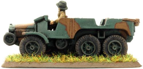 Laffly W15T Truck (FR410)