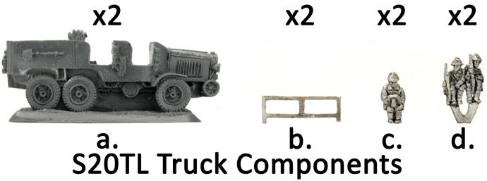 S20TL Truck (FR420)