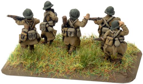 Infantry Platoon (FR702)