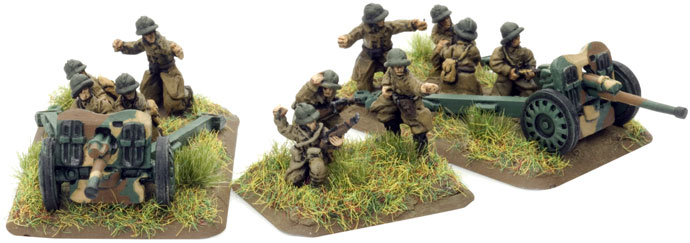 An example of the Divisional Anti-tank Platoon
