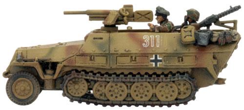 Sd Kfz 251/10 D