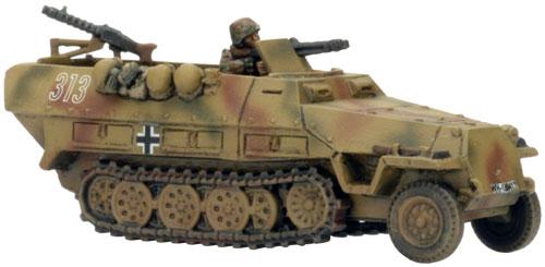 Sd Kfz 251/1 D