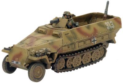 Sd Kfz 251 D