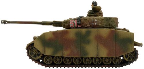 Panzer IV H Platoon (GBX10)