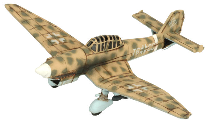 Ju 87 Stuka Dive Bomber Flight (GBX103)