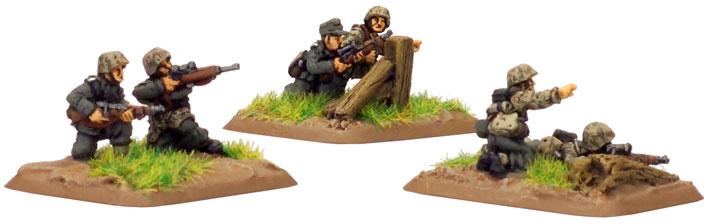 Sniper teams