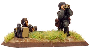 Observer Rifle team