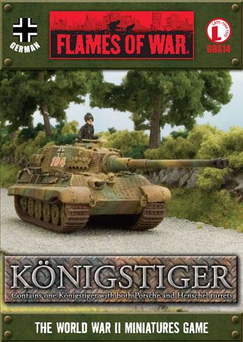 Königstiger (GBX14)