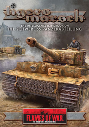 Tigers Marsch mini-book