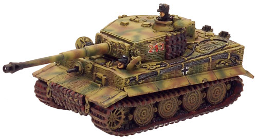 Wittmann's Tiger