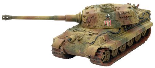 Königstiger Platoon (GBX30), Königstiger 111
