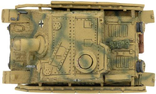 Brummbär Assault Gun Platoon - Brummbär C (GBX35)