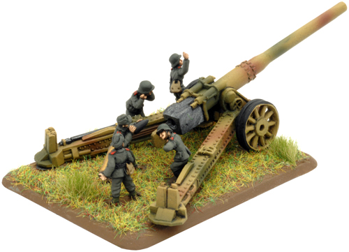 12.8cm K81 Gun Battery (GBX61)