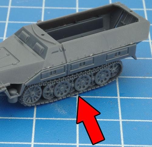 Panzergrenadier Platoon (GBX76)