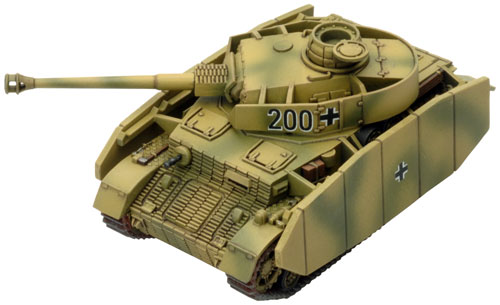 The Panzer IV H: Making Lists With the German Workhorse