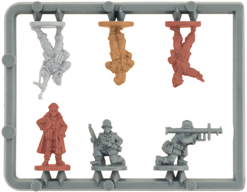 Assembling The Grenadier Company II