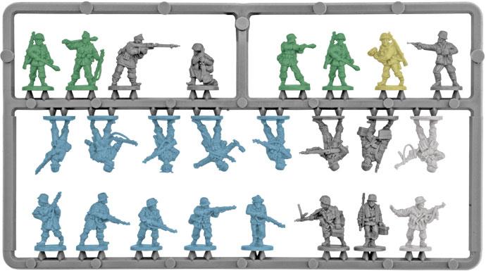 Assembling The Grenadier Company II