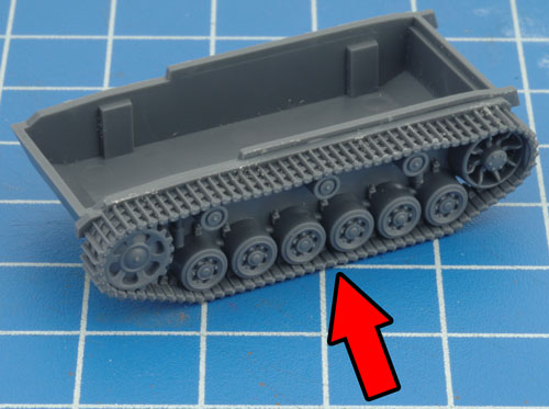 Assembling The StuG (Late)