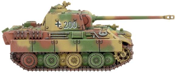 Panther/Jagdpanther Platoon (GBX84)