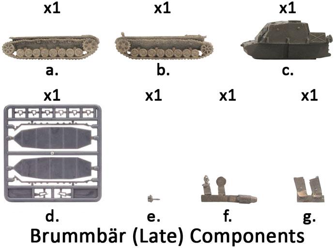 Brummbär (Late) (GE136)