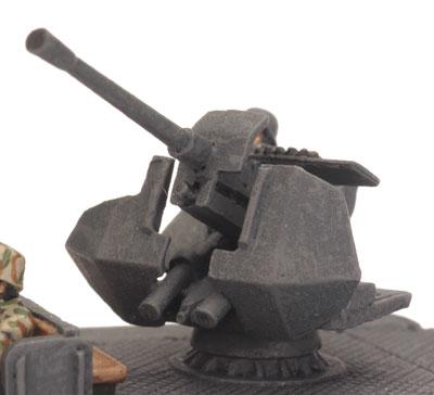 Sd Kfz 7/2 (3.7cm) (GE167)