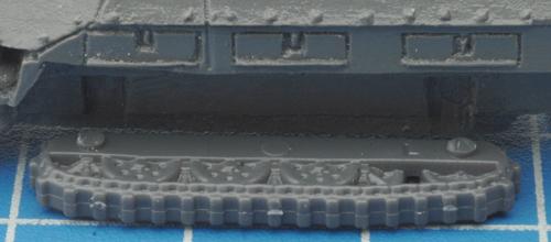 Sd Kfz 251/21 (Triple 15mm) (GE262)