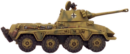 Sd Kfz 234/2 Puma