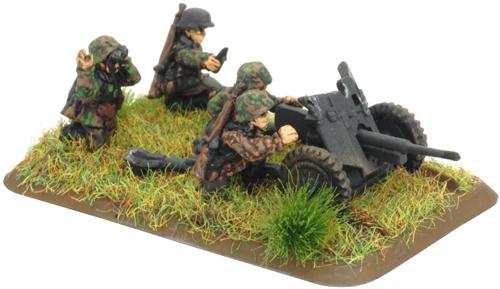 3.7cm PaK36 gun (SS) (GE503)