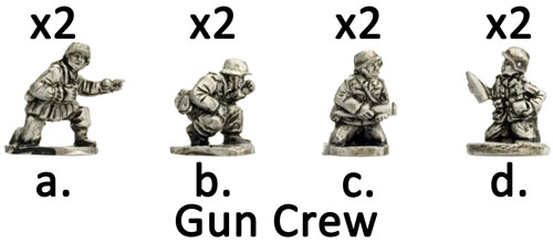 7.5cm IG37 Gun (GE509)
