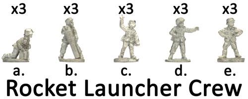 30cm NW42 Rocket Launcher (GE595)