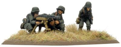 MG42 HMG team