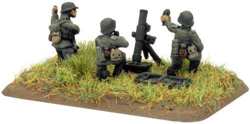 Mortar Platoon (early) (GE755)