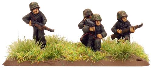 Panzer Lehr MG team
