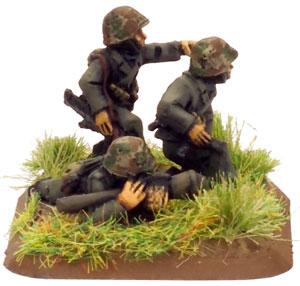 Panzer Lehr Command MG team