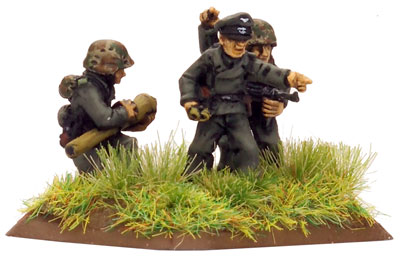 Panzer Lehr Command SMG team