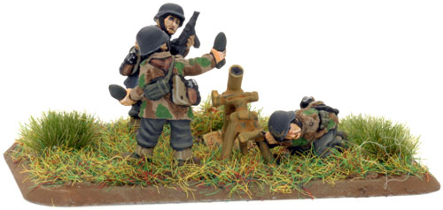 Hermann Göring Heavy Platoon Mortar Team (GE804)