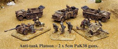 Light Anti-tank Gun Platoon