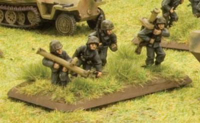 Panzer Lehr Panzerschreck team
