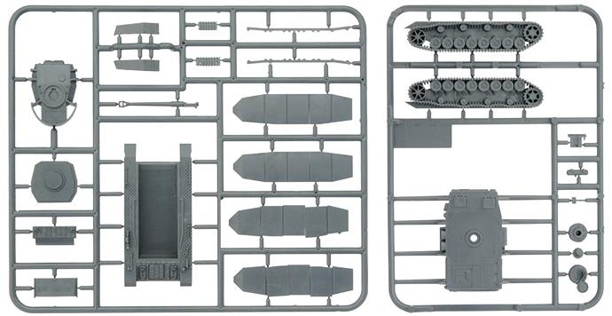 Assembling The Plastic Panzer IV