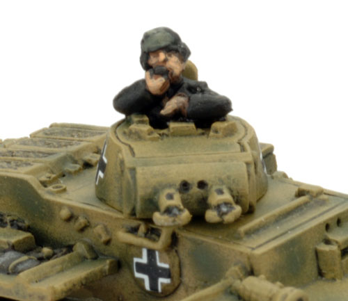 Panzer I F Light Tank (MM12)