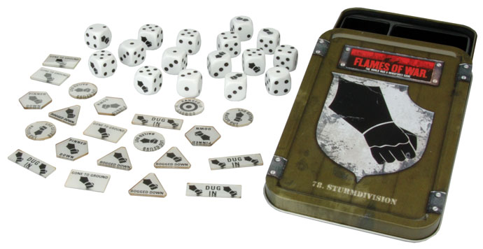 78th Sturmdivision Gaming Set