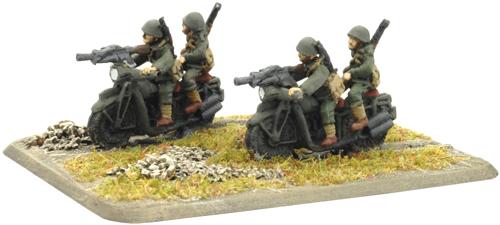 Motociclisti Platoon (IT728)