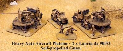 Heavy Anti-aircraft Platoon