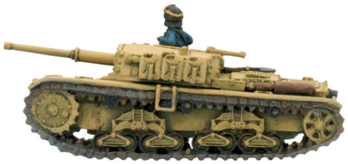 Semovente 75/34 Self-propelled gun (MM14)