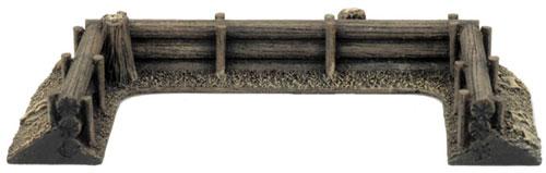 Gun Pits Log Emplacements - Winter (BB149)