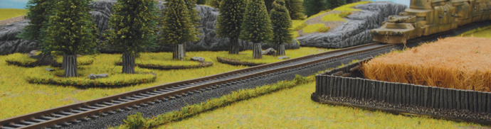 Train Tracks (BB135)